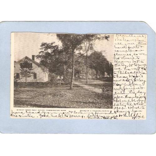 MA Cummington Street From Post Office ma_box1~286