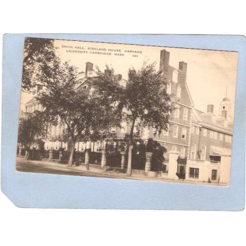 MA Cambridge Smith Hall Kirkland House Harvard University ma_box1~469