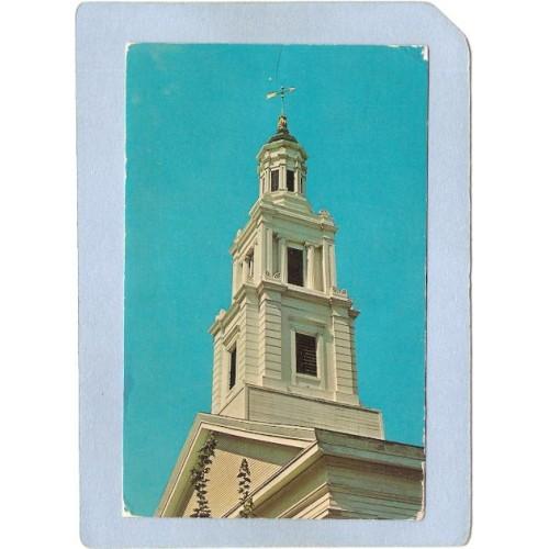 MA Cape Cod Tower On Old Cape Cod Church ma_box2~587