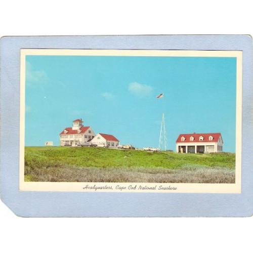 MA Cape Cod Headquarters Cape Cod National Seashore Formally Coast Guard S~612