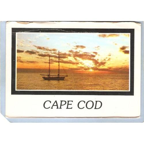 MA Cape Cod Sunrise On Cape Cod Bay ma_box2~654