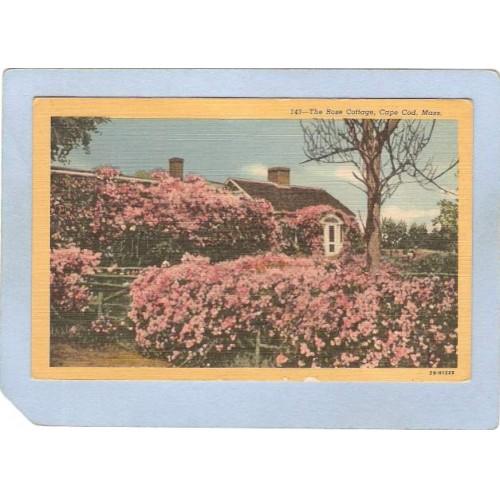 MA Cape Cod Cape Cod Cottage & Roses ma_box2~688