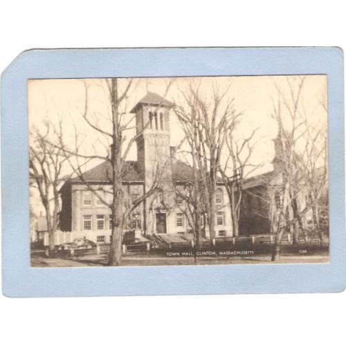 MA Clinton Town Hall ma_box2~779