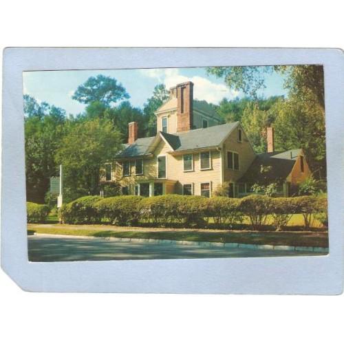 MA Concord Wayside Home Of Hawthorne ma_box2~896