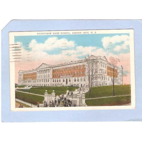 NJ Jersey City Dickenson High School nj_box2~1037