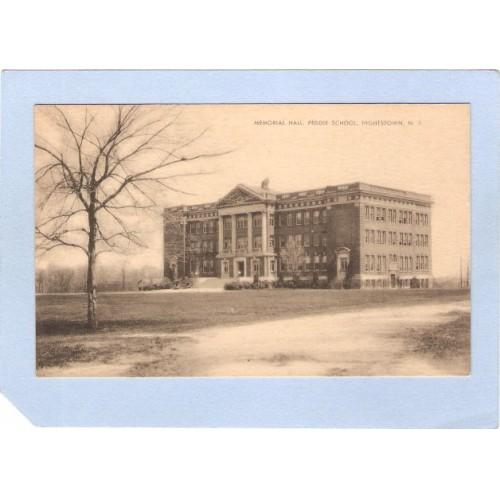 NJ Hightstown Memorial Hall Peddie School nj_box3~1199