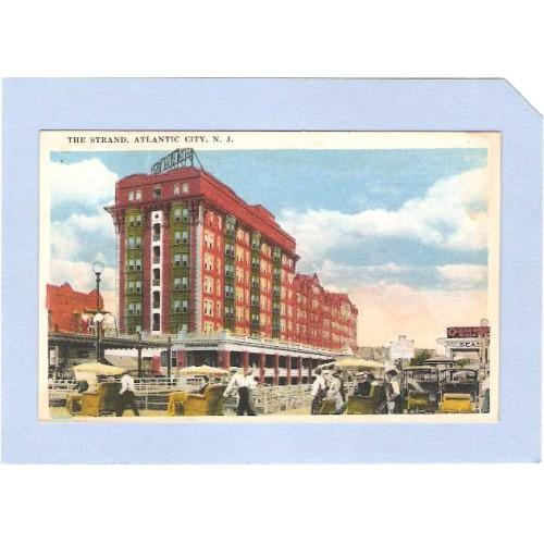 NJ Atlantic City The Strand nj_box1~119
