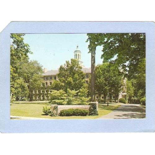 NJ Princeton Alexander Hall Princeton Theological Seminary nj_box3~1236
