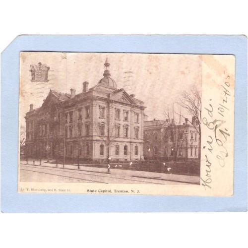 NJ Trenton State Capitol nj_box3~1299