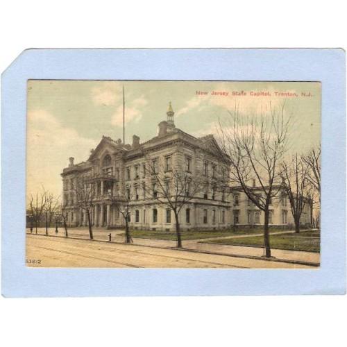 NJ Trenton New Jersey State Capitol nj_box3~1303