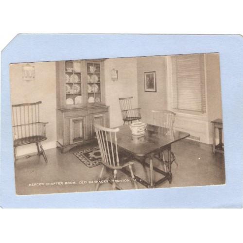 NJ Trenton Mercer Chapter Room Old Barracks nj_box3~1321