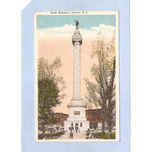 NJ Trenton Battle Monument nj_box3~1338
