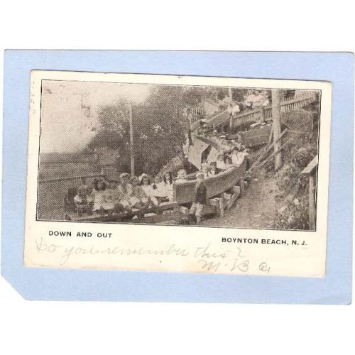 NJ Boynton Beach Down And Out Children Possibly At Amusement Park nj_bo~1400