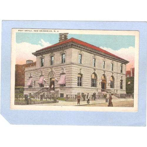 NJ New Brunswick Post Office nj_box3~1461