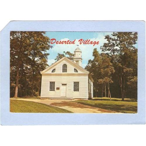 NJ Allaire Deserted Village Church After Restoration nj_box4~1493