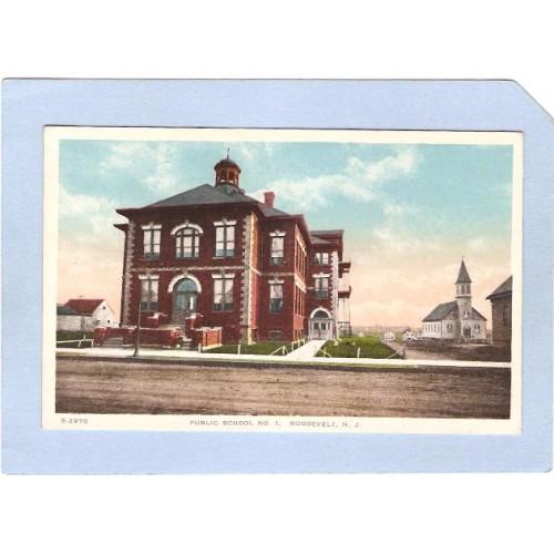 NJ Roosevelt Public School No 1 nj_box4~1595
