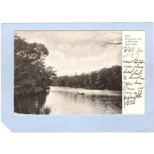 NJ Asbury Park Picturesque Spot On Deal Lake nj_box4~1755