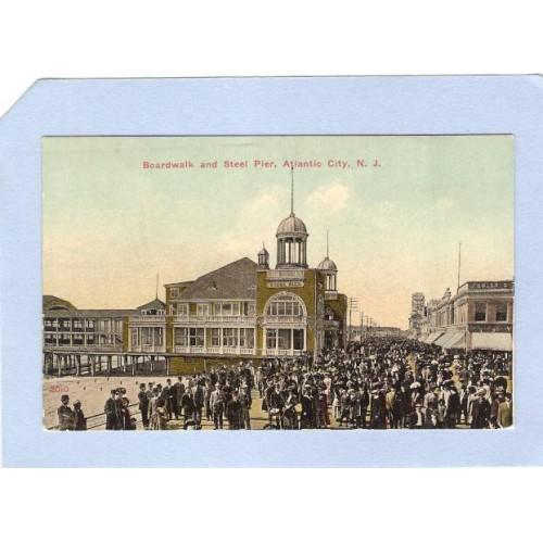 NJ Atlantic City Boardwalk & Steel Pier nj_box1~177