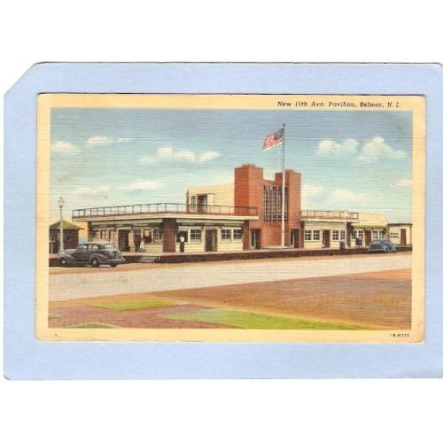 NJ Belmar New 10th Ave Pavillion  nj_box4~1886