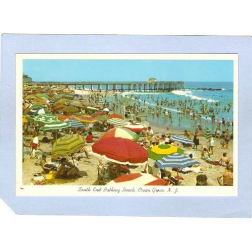 NJ Ocean Grove South End Bathing Beach nj_box4~1927