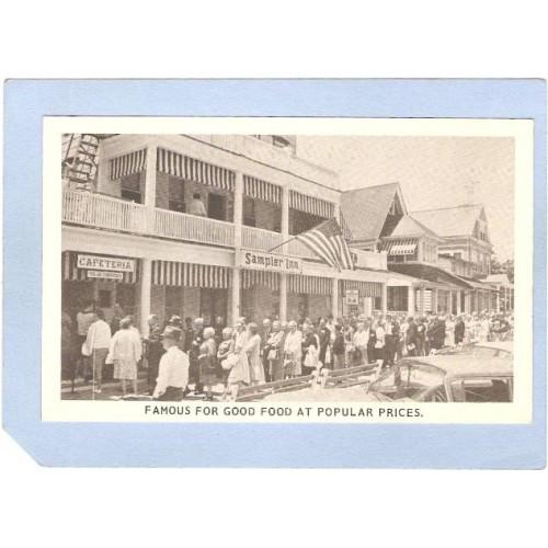 NJ Ocean City The Sampler Inn 28 Main Ave nj_box4~1965