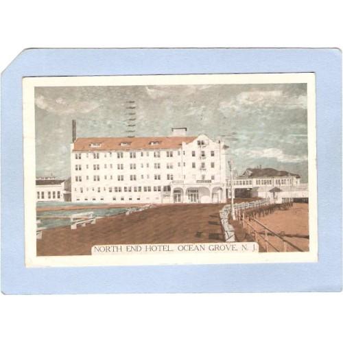 NJ Ocean Grove North End Hotel nj_box4~1990