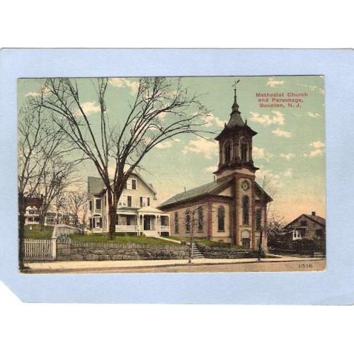 NJ Boonton Methodist Church & Parsonage nj_box4~2033