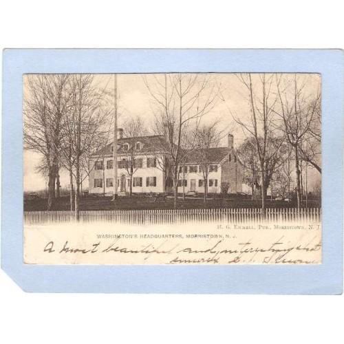 NJ Morristown Washingtons Headquarters nj_box4~2134