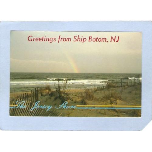 NJ Ship Botom Greetings From Ship Botom NJ nj_box5~2200