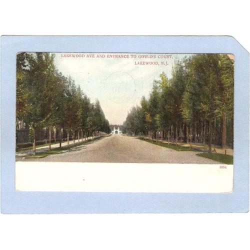 NJ Lakewood Lakewood Ave & Entrance To Goulds Court nj_box5~2279