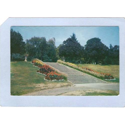 NJ Paterson Picturesue Floral Walk East Side Park nj_box5~2422