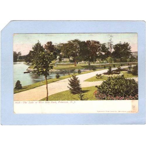 NJ Paterson The Lake At West Side Park nj_box5~2439