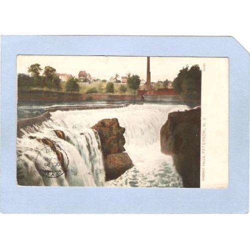 NJ Paterson Passaic Falls nj_box5~2446