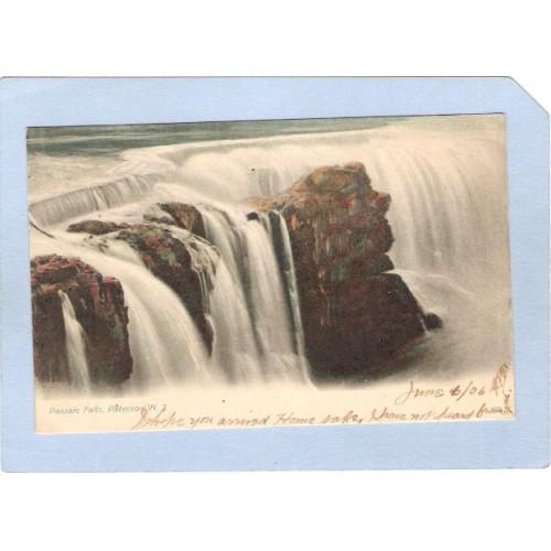 NJ Paterson Passaic Falls nj_box5~2452