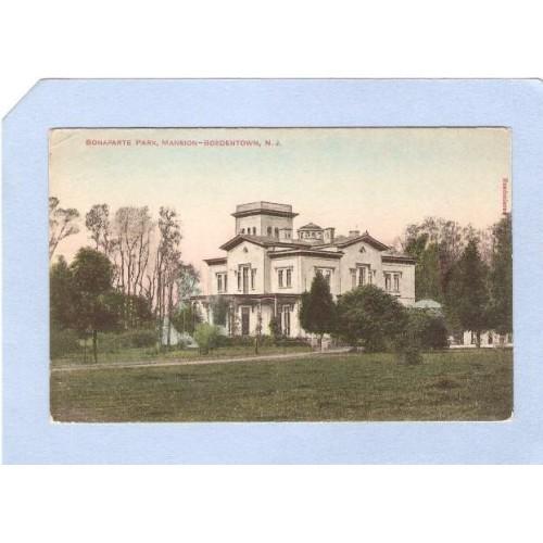 NJ Bordentown Bonaparte Park Mansion nj_box1~278