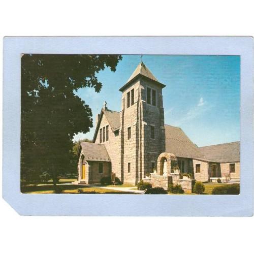 NJ Hackettstown Saint Marys Church Of Assumption 305 High St Erected 1923 ~2884