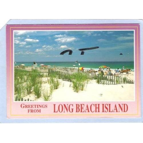 NJ Long Beach Island Greetings From Long Beach Island nj_box1~296