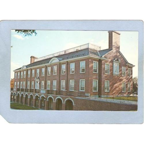 NJ East Orange Upsala College Puder Hall For The Sciences  nj_box2~3238