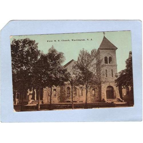 NJ Washington First M E Church  nj_box6~3010
