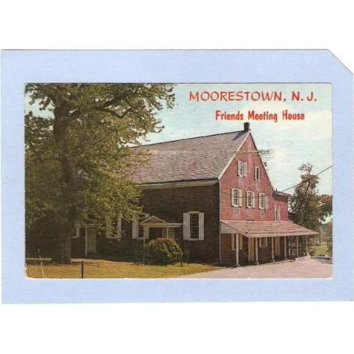 NJ Moorestown Friends Meeting House nj_box1~306
