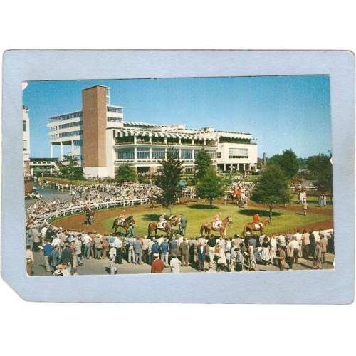 NJ Oceanport Monmouth Park Race Track nj_box4~3437
