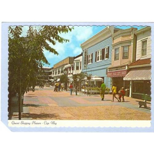 NJ Cape May Quaint Shopping Pleasure nj_box2~514