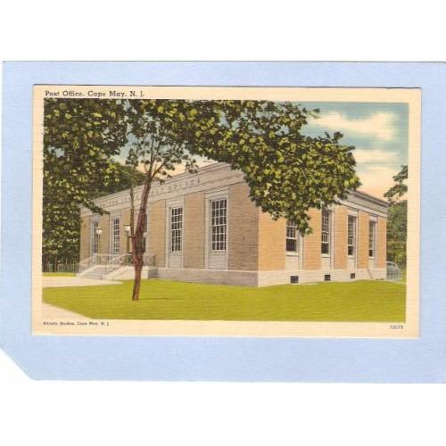 NJ Cape May Post Office nj_box2~535