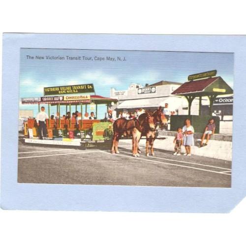 NJ Cape May The New Victorian Transit tour Cape May NJ nj_box2~538