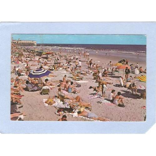 NJ Ocean City Beach Scene nj_box2~564