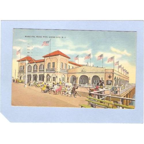 NJ Ocean City Municipal Music Pier nj_box2~599