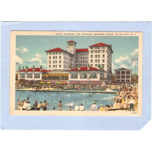 NJ Ocean City Hotel Flanders & Outdoor Pools nj_box2~614