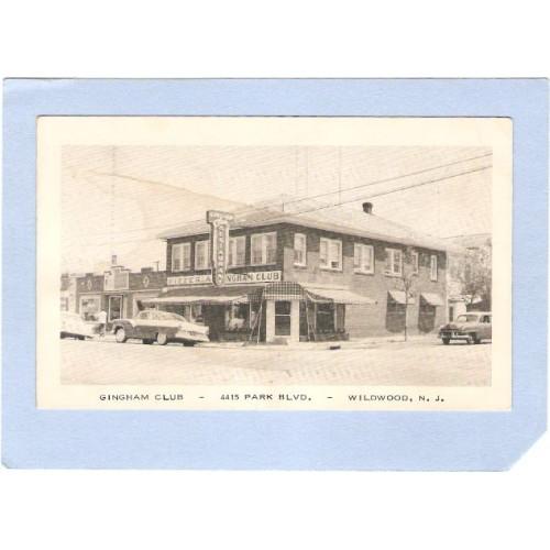 NJ Wildwood Gingham Club 4415 Park Blvd nj_box2~672