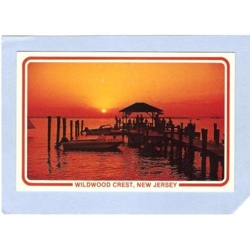 NJ Wildwood Crest Sunset Lake nj_box2~680