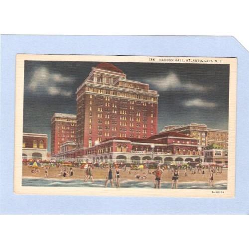 NJ Atlantic City Haddon Hall nj_box1~70